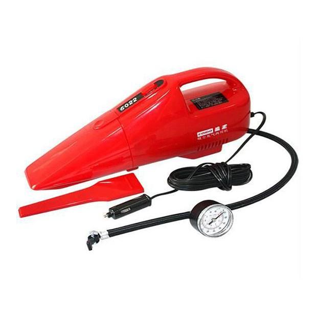 2 in 1 Car Vacuum plus Tire Inflator