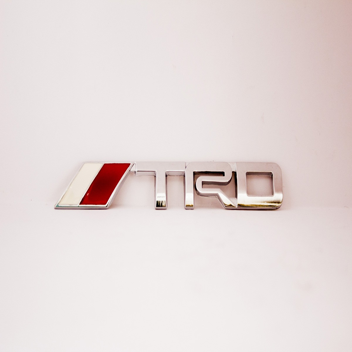 TRD Metal Logo Batch for Cars
