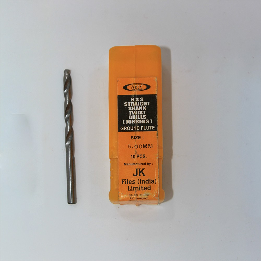 JK Bit (5mm) - metal and wood
