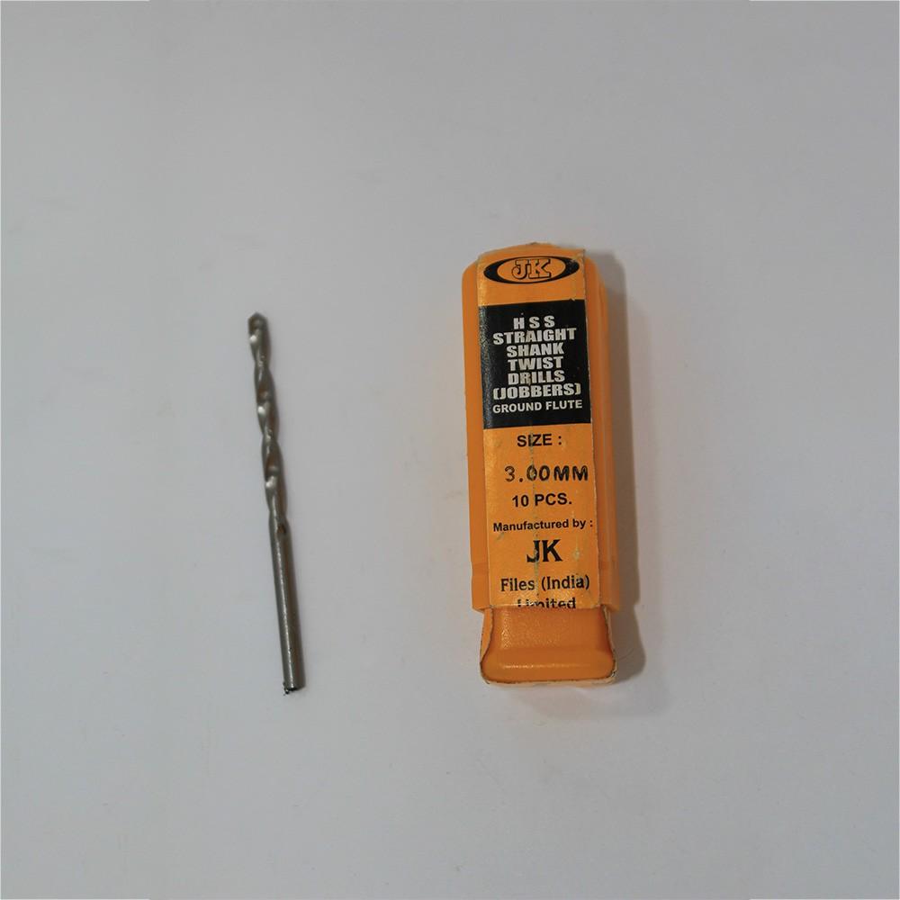 JK Bit (3mm) - metal and wood