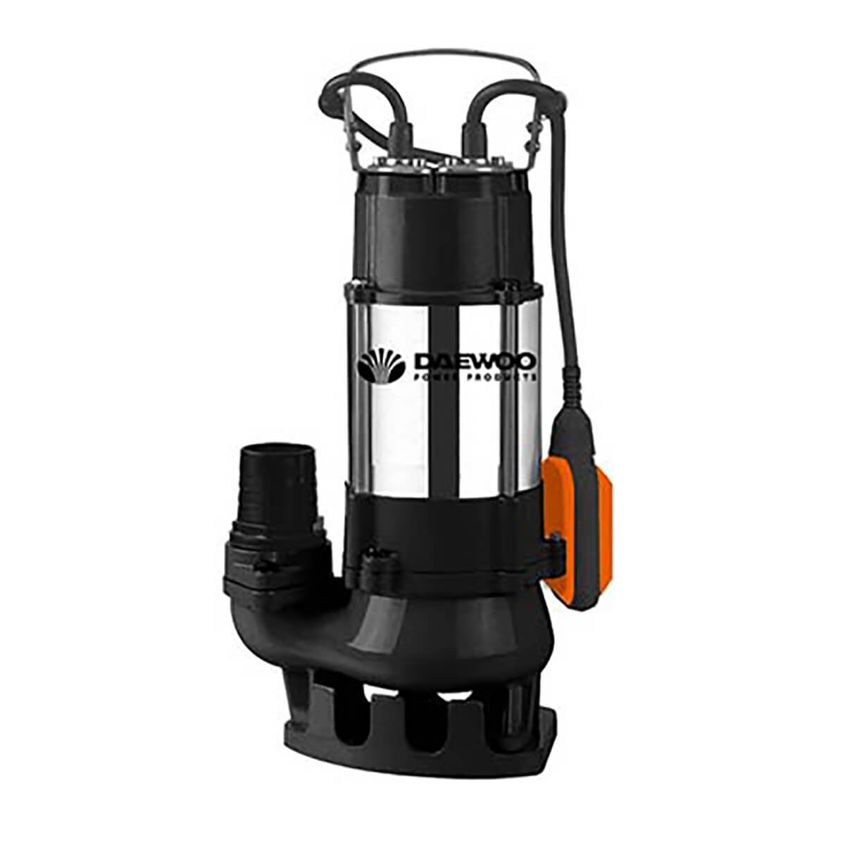 Daewoo Submersible pump 750W with Piggyback Mechanical Float Switch
