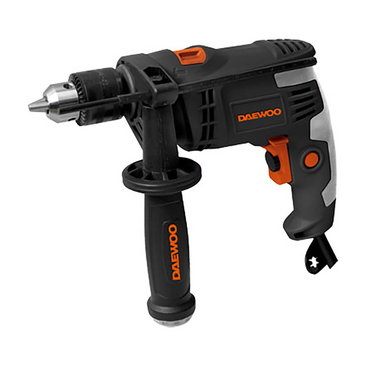 Daewoo 500W Impact Drill Impact Driver with Keyed Chuck DAID 500