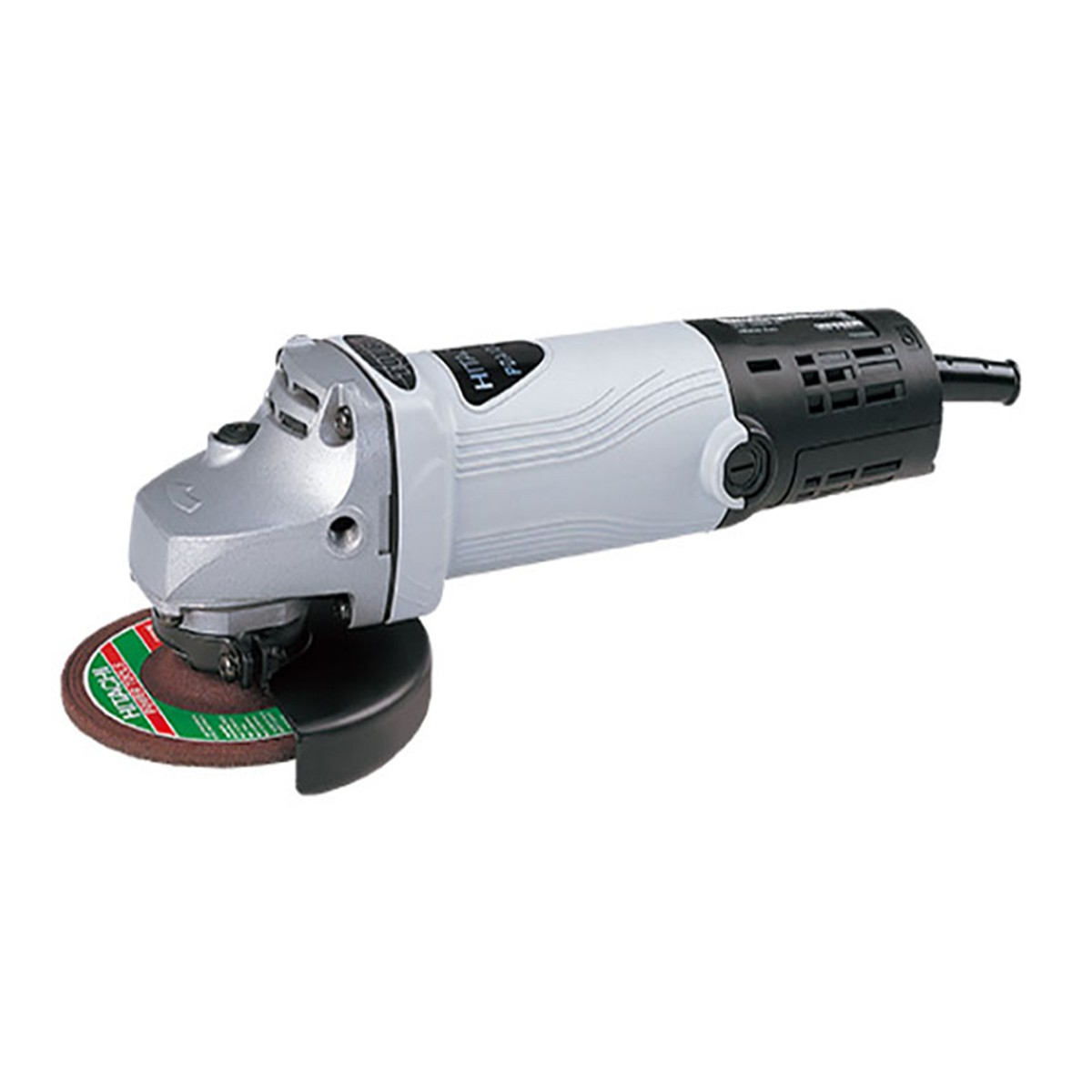 Hitachi 715W Electric Angle Grinder with Grinding Abrasive Wheels  PDA100M