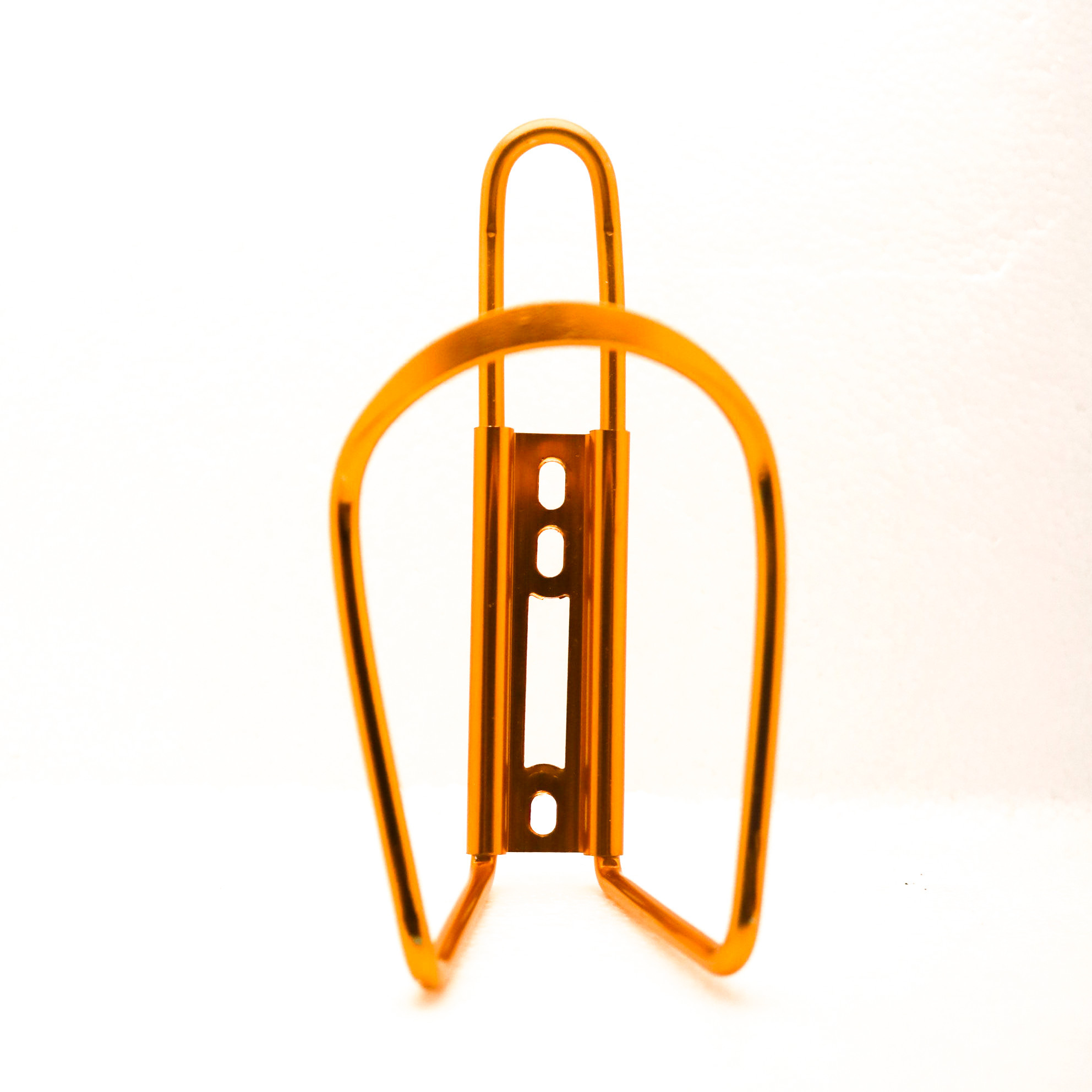 Water Bottle Cages - Metal (Orange)