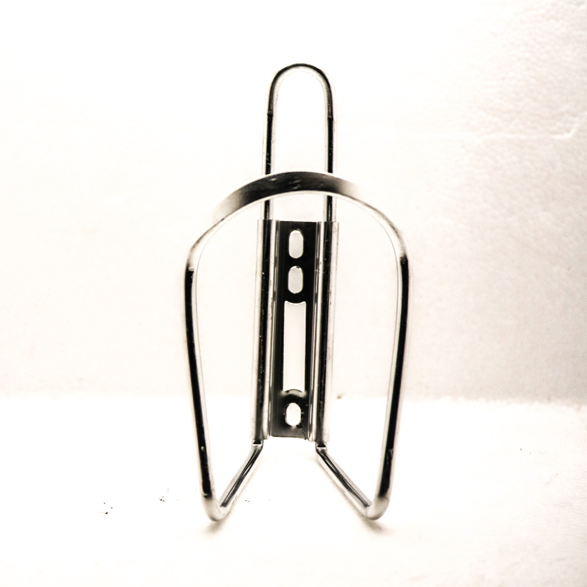 Water Bottle Cages - Metal (Silver)