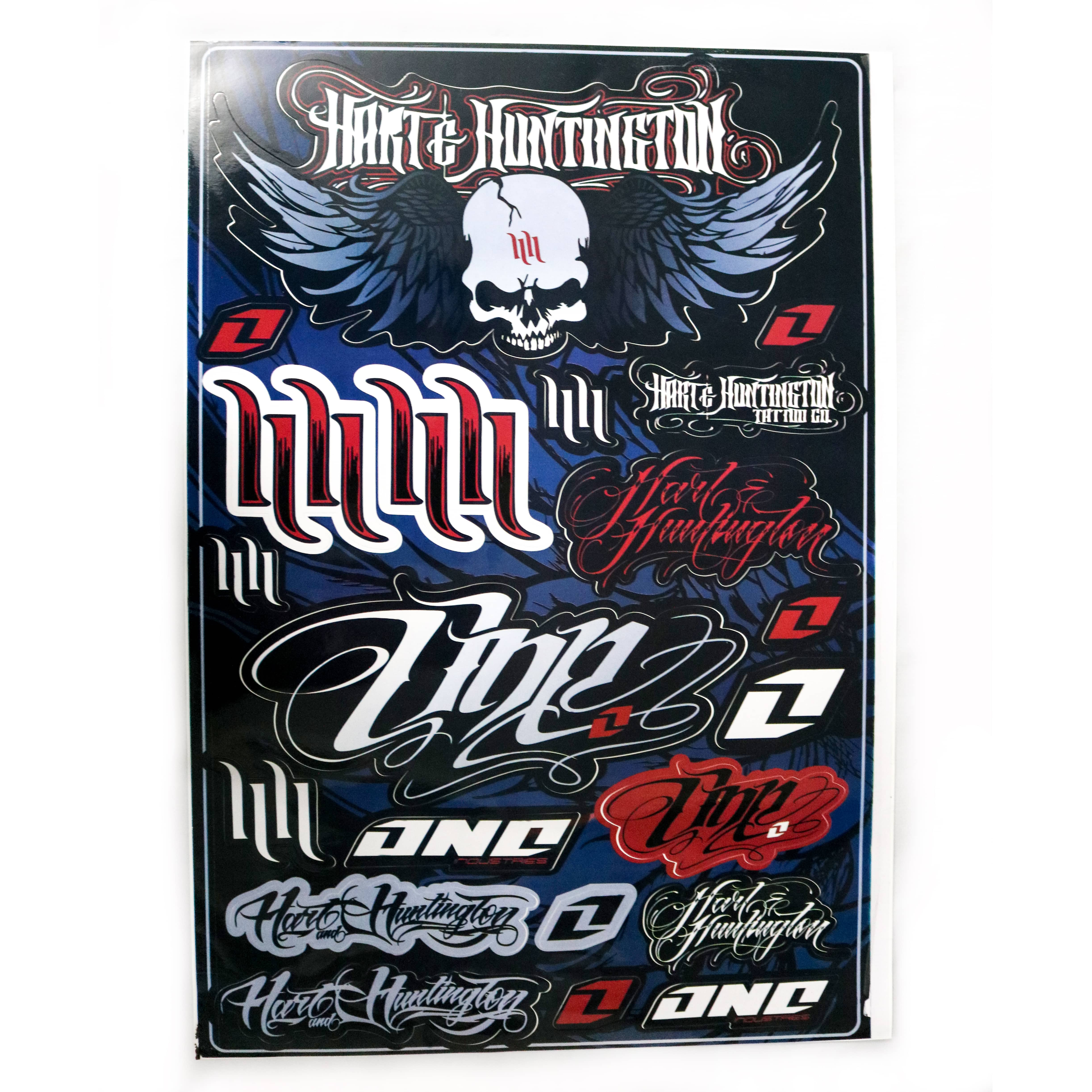 Decals (stickers) - Hart & Huntington