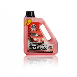 UV-1 Car Shampoo (Pink)
