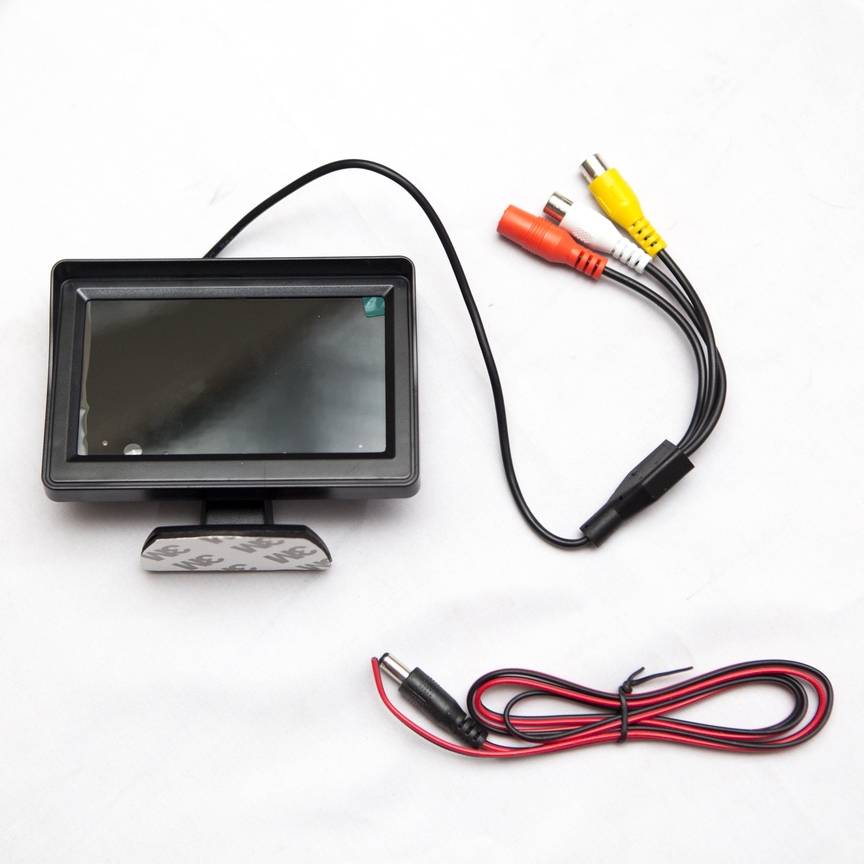 Dashboard Monitor 4 inches