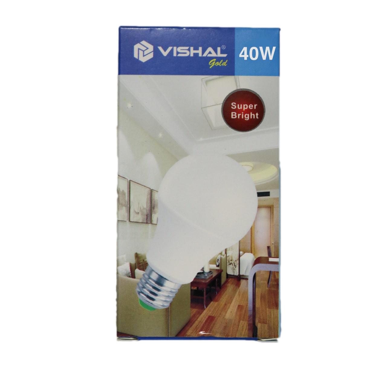 40 Watt Vishal Bulb (e27)