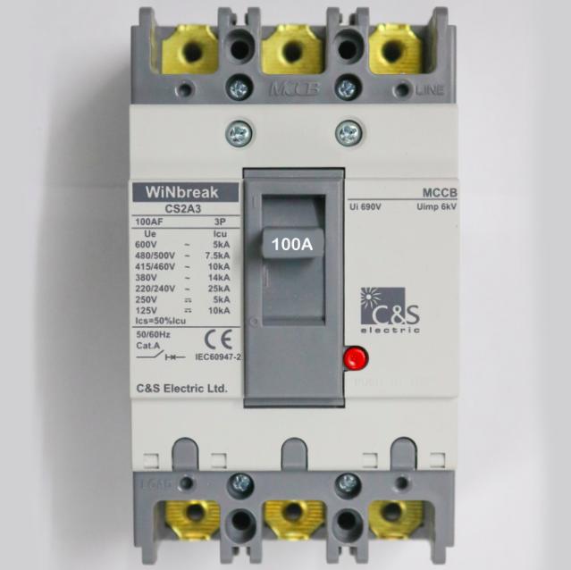 MCCB Switch - 100 A