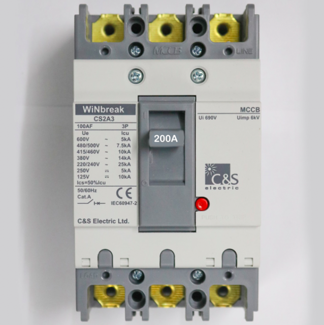 MCCB Switch - 200 A