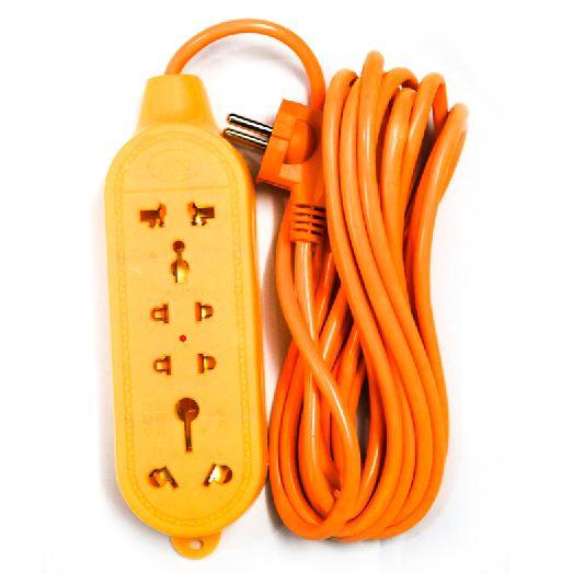 Yellow multi plug