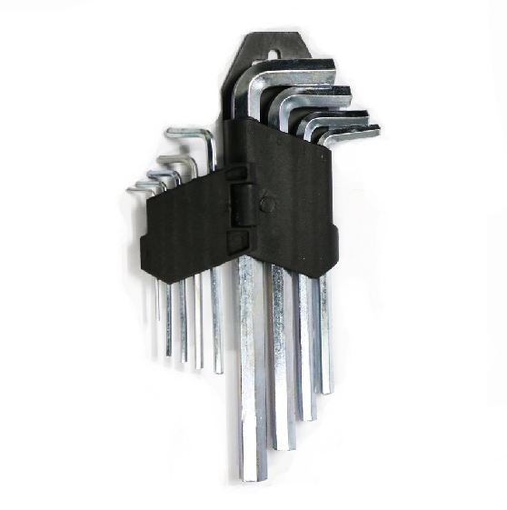 9-Piece LN-Key (Torx) set