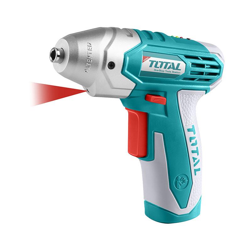 Total Cordless screwdriver 3.6v (TD4366)