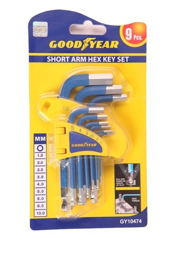 GoodYear LN Key set (GY10474)