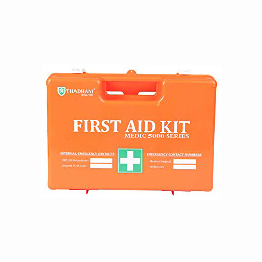 First Aid kit box (THADHANI)