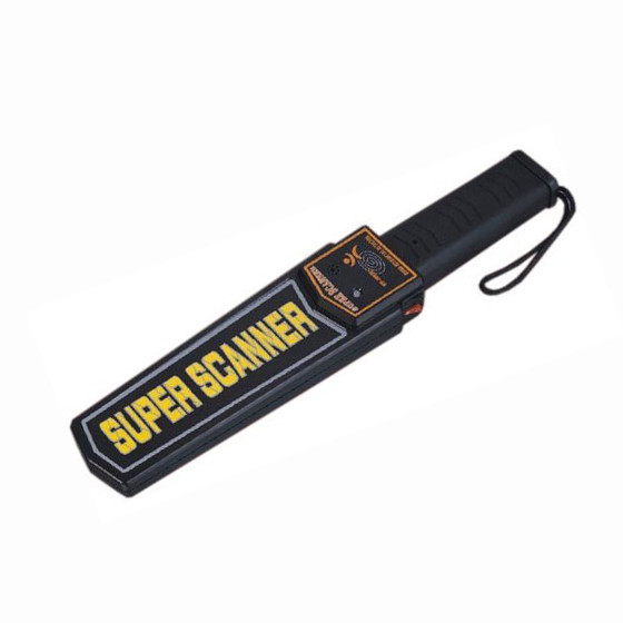 Metal detector – super scanner