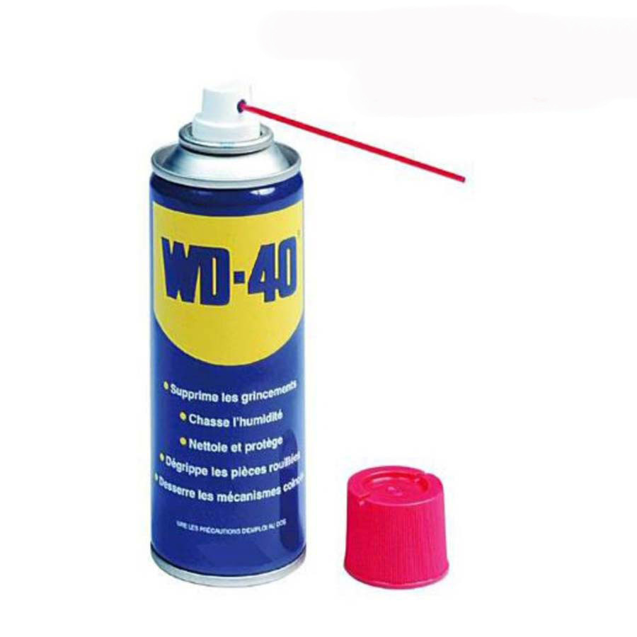 WD-40 (Chain Spray)