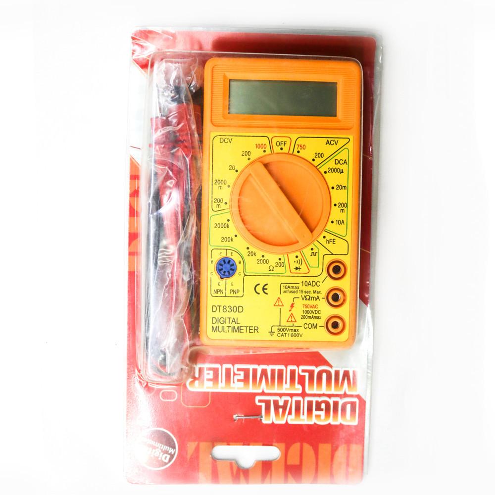 Digital multimeter DT83OD