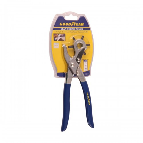 GoodYear GY10484 Leather Hole Punch
