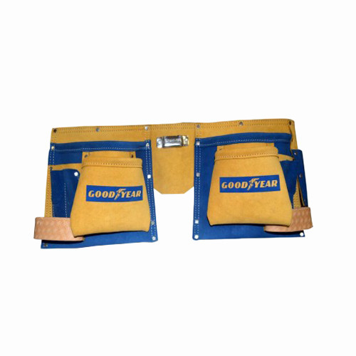 GoodYear GY10492 11 Pocket Leather ToolBag