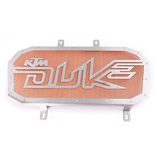 KTM duke radiator grill cover