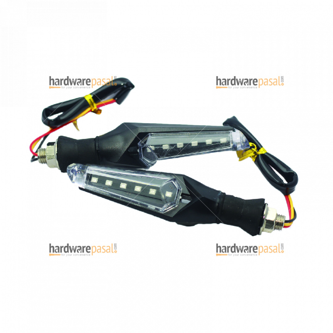 2 In 1 Side Light for Motorcycle