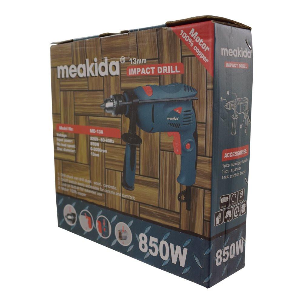 Meakida 850Watt Impact Drill MD-13A