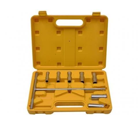 Eastman T- Handle Socket Wrench Set E- 2219