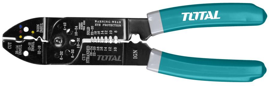"Total 8.5"" Wire Stripper THT15851"