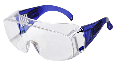Karam Clear Lens Safety Goggles ES007