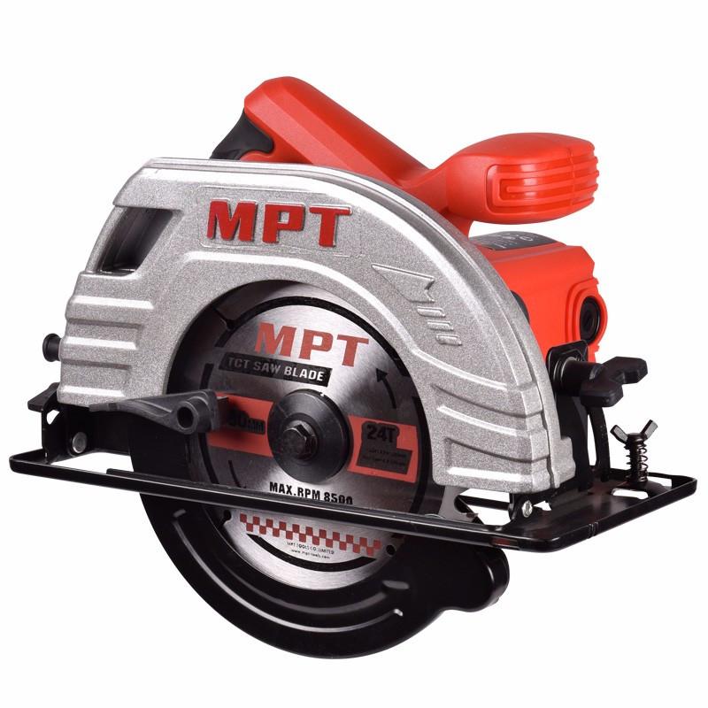 MPT 1380w Circular Saw MCS1803