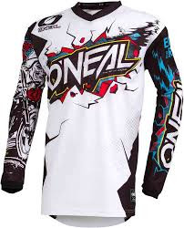 Oneal Jersey- White