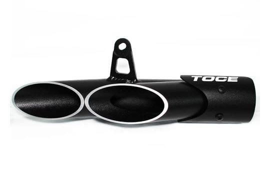 TOCE Double Half Silencer Exhaust