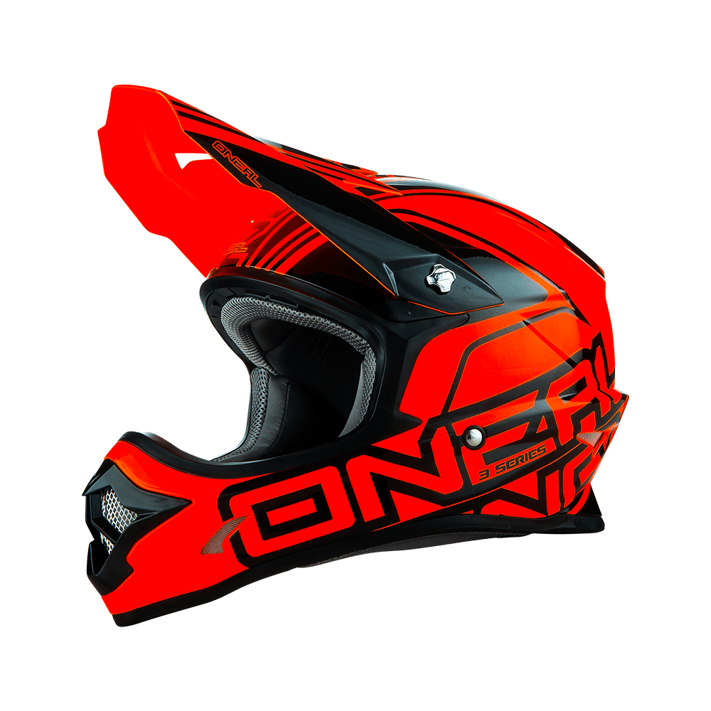 Oneal Dot helmets Red and black