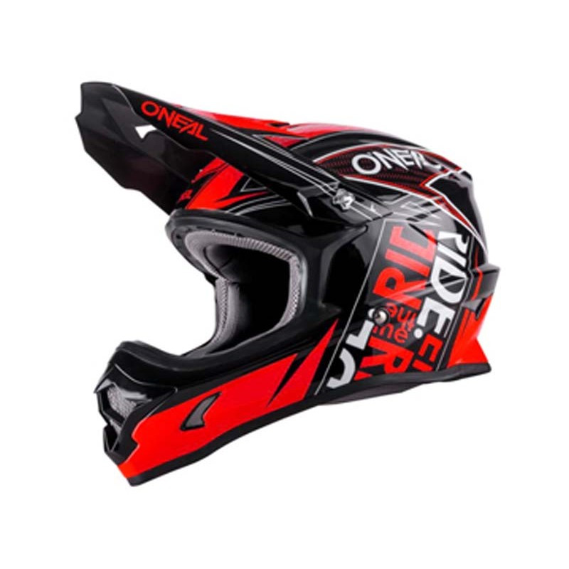Oneal Dot helmet black and red