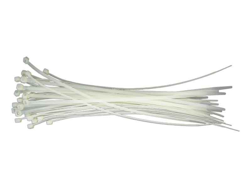 Cable tie 4.8×100mm White