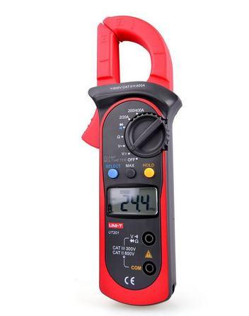 UNI-T Digital Clamp Multimeter UT-201 AC