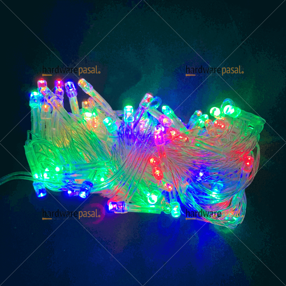 92 Led Mix Colour Tihar Lights