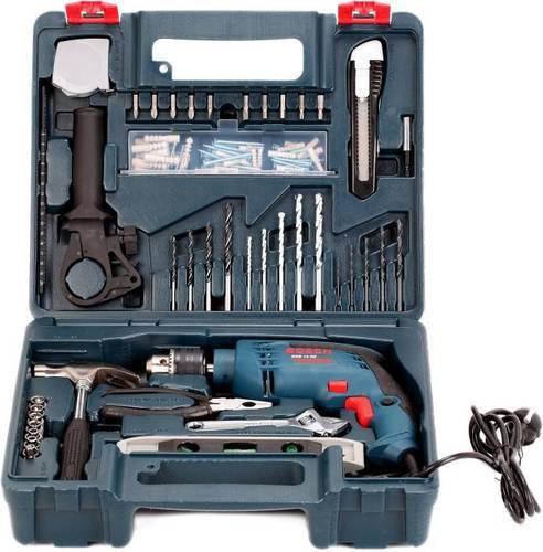 Impact Drill Set Box